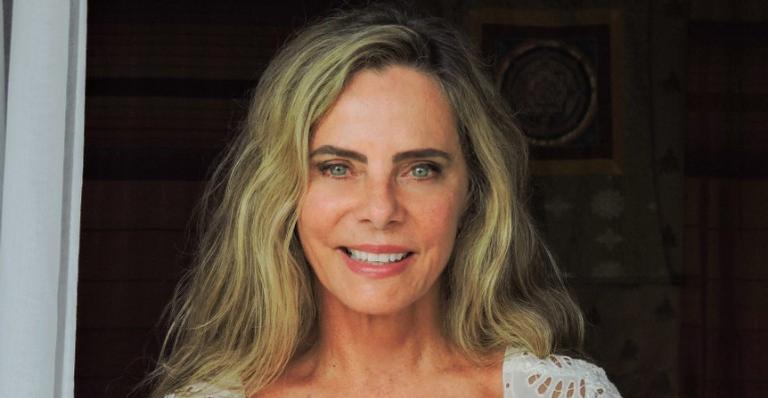 A atriz comemorou com muito carinho o aniversário de 70 anos do apresentador: 'Amigo de sempre'