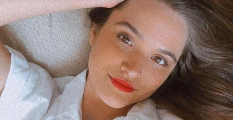 A atriz compartilhou nas redes sociais a mudança no visual