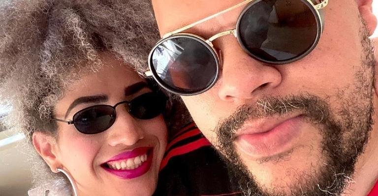 Apaixonado, o ex-BBB se derreteu pela amada: 'Meu amorzão'