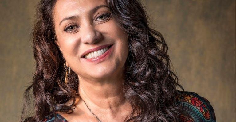 A atriz entrou para o elenco da segunda etapa da novela escrita por Manuela Dias