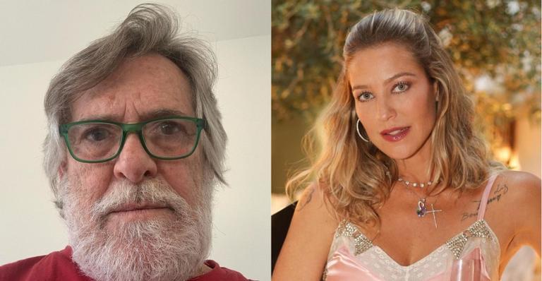 A atriz anunciou que testou positivo para o Covid-19 neste último domingo, 20/09