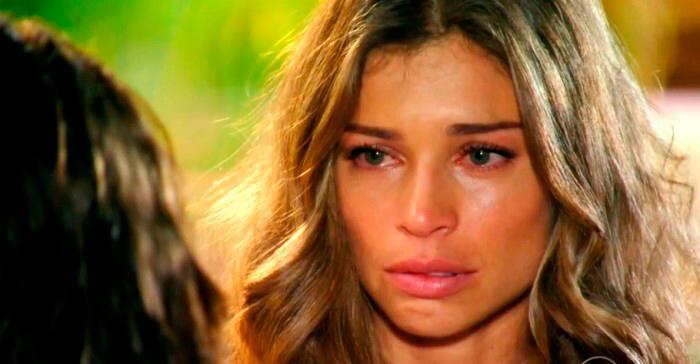 Protagonista de Flor do Caribe está disposta a reviver antiga história de amor