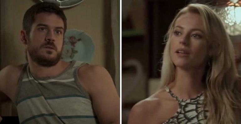 O casal deixará os desentendimentos no passado e vão se aproximar nos próximos capítulos da novela
