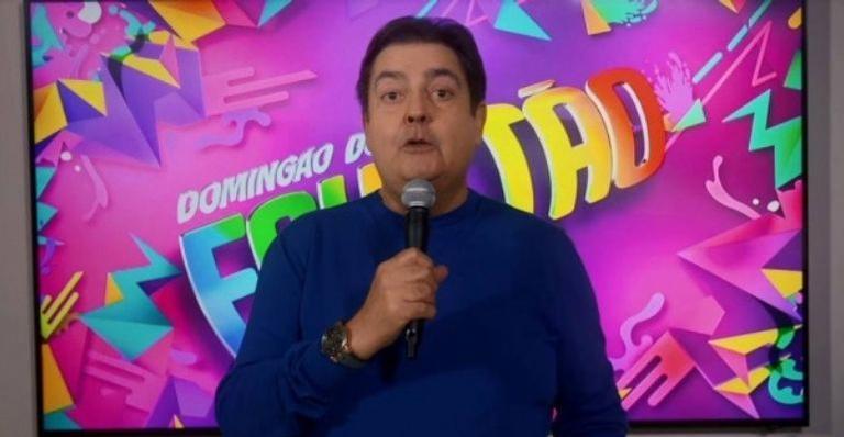 O diretor da emissora falou sobre a parceria com Fausto Silva e pediu respeito para o trabalho do apresentador