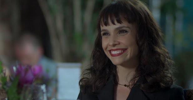 Silvana será a primeira a descobrir a gestação após um encontro desagradável com a vilã