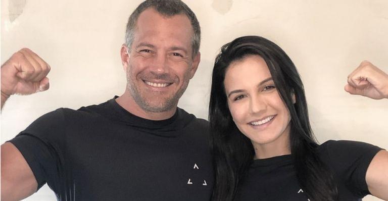 A lutadora recebeu uma chuva de elogios ao compartilhar sua viagem a Fernando de Noronha: 'Que amor'