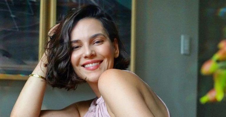 Em dia de TBT, a atriz relembrou um momento especial e importante de sua carreira