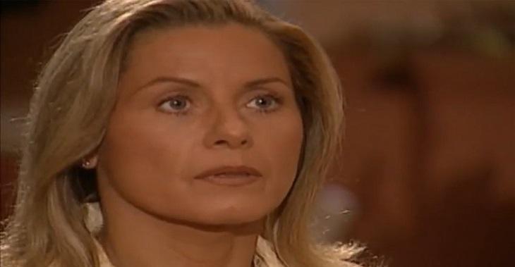 Guardando segredo do primo, Helena ficará desconfortável na novela Laços de Família