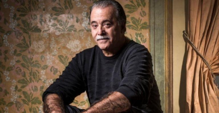 Aos 72 anos, o ator falou sobre a demissão dos amigos Tarcísio Meira e Glória Menezes