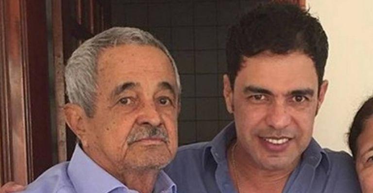 Zezé Di Camargo escreve mensagem de despedida: 'Te amo meu pai'