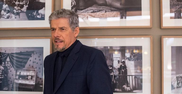 O ator, que integrava o elenco da Globo, não aparecia publicamente no Instagram desde o seu afastamento em 2017