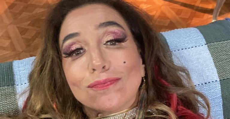 A atriz deu entrevista para o programa de Marcelo Tas e relembrou sua rápida passagem pelo Big Brother Brasil