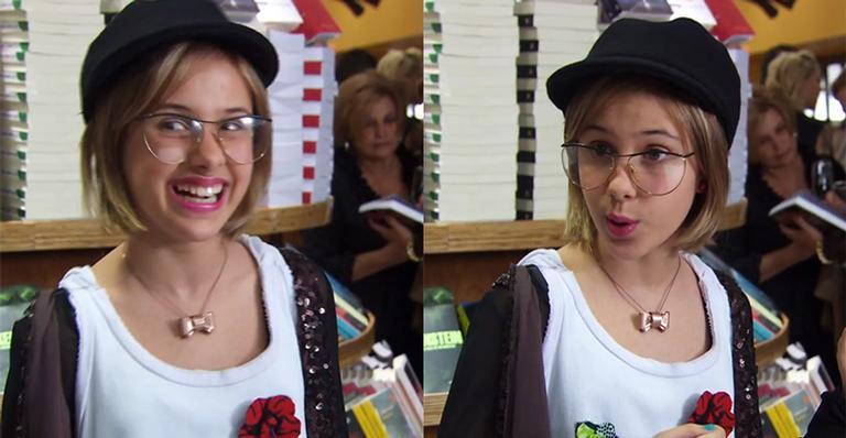 Clara Tiezzi volta a brilhar na Globo com a reprise de Ti Ti Ti e festeja: 'Bateu uma nostalgia!'