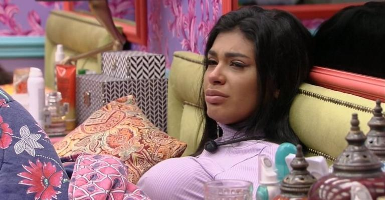 Pocah lamenta conflito com Juliette e revela vontade de deixar o BBB21