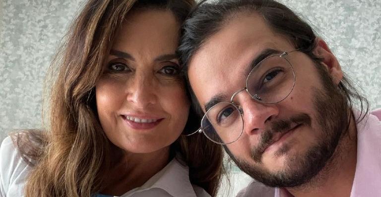 Túlio Gadelha faz revelações e entrega intimidades do namoro durante o 'Encontro'