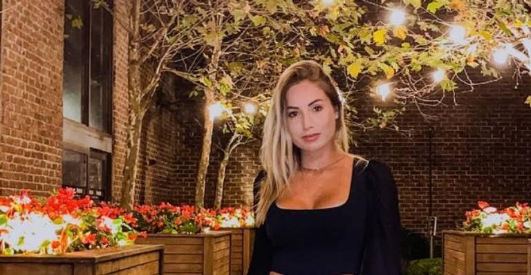 Após ser duramente criticada por seu colega de confinamento, Jéssica alfineta Arcrebiano em página nas redes sociais