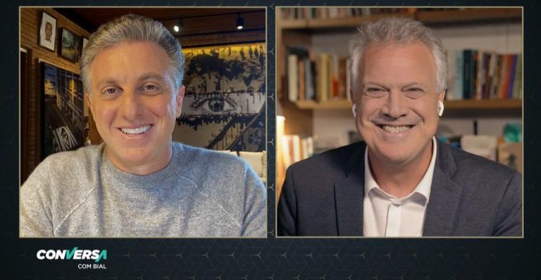 O apresentador falou sobre política e o seu futuro na TV no Conversa com Bial
