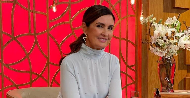Fátima Bernardes revela detalhes sobre a edição especial do 'Encontro'