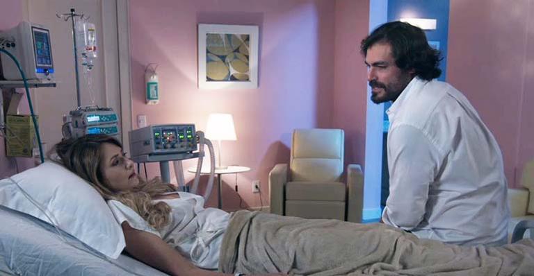 Personagem de Thiago Lacerda será o responsável por acabar com o sonho de Petra de brilhar na TV