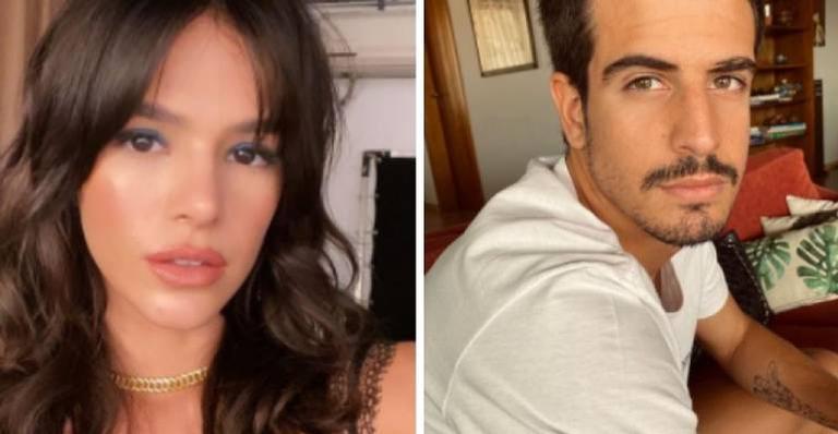 Bruna Marquezine e Enzo Celulari estariam há mais de um mês separados diz colunista