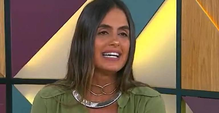 Carol Peixinho participa de 'Encontro com Fátima Bernardes' e fala sobre sua passagem no reality show 'No Limite'