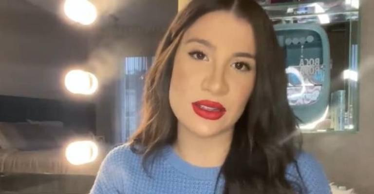 Bianca Andrade desabafa sobre sua mudança de corpo e saúde mental durante a gravidez