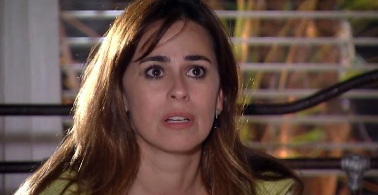 Suzana deixa Cícero irado com confissão e é abandonada