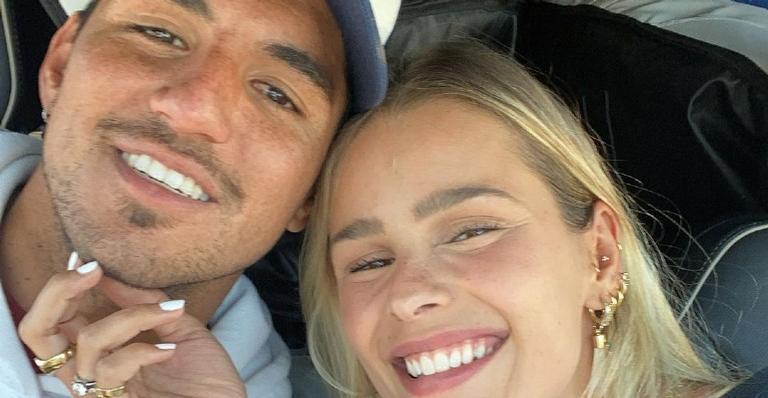 Casado há pouco tempo, surfista confessou motivo de tentar levar a companheira durante competição em Tóquio: 'Minha missão'
