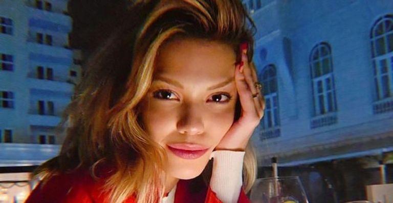 A atriz completou 25 anos e nas redes sociais compartilhou fotos da comemoração