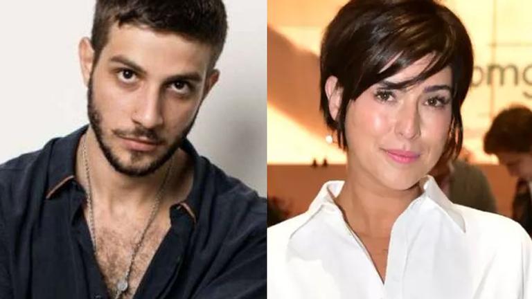 Chay Suede e Fernanda Paes Leme curtiram a festa de Rafael Zulu coladinhos