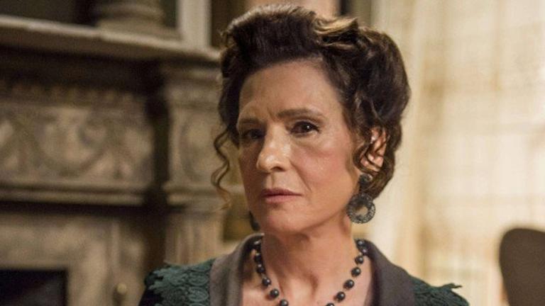 Elisabeta encontra Lady Margareth