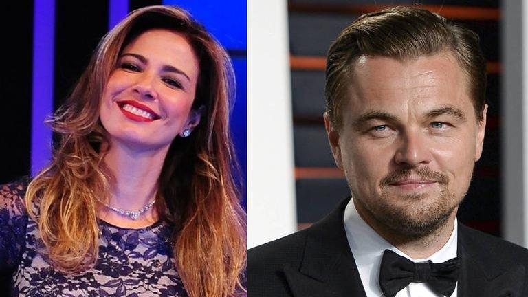 Luciana Gimenez e Leonardo DiCaprio não se desgrudam em Nova York