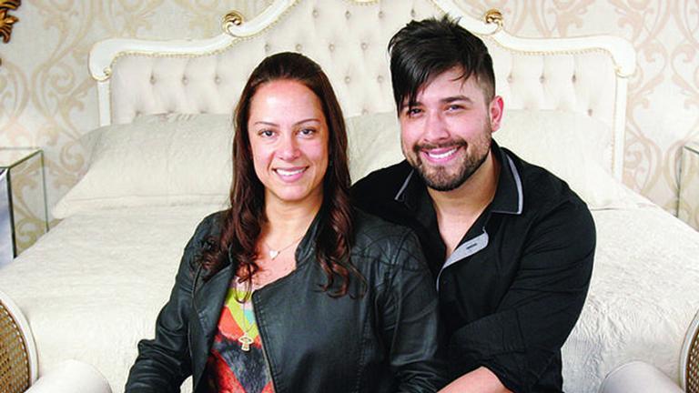 Silvia Abravanel e Edu Pedroso estão separados desde 27 de setembro