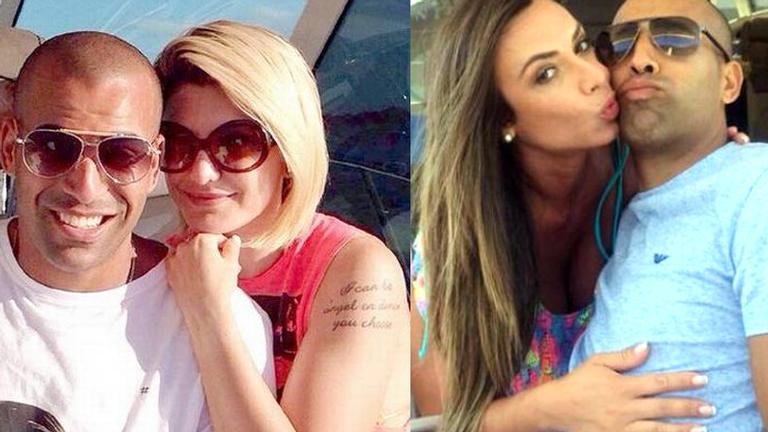 Emerson Sheik teve affairs com Antonia Fontenele e Nicole Bahls